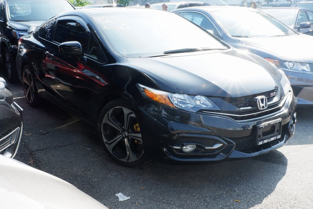Certified Pre-Owned 2015 Honda Civic Si