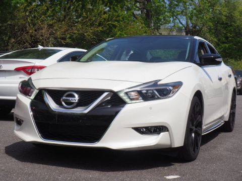 Certified Pre-Owned 2017 Nissan Maxima SR