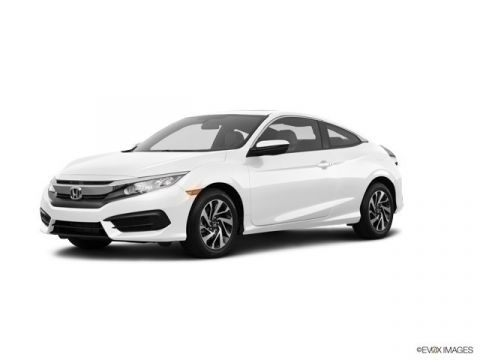 Pre-Owned 2018 Honda Civic LX-P