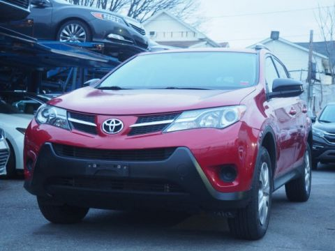 Certified Pre-Owned 2013 Toyota RAV4 LE