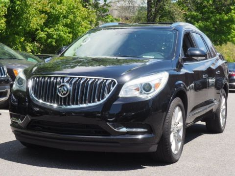 Certified Pre-Owned 2016 Buick Enclave Premium Group