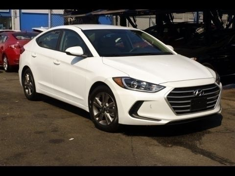 Certified Pre-Owned 2018 Hyundai Elantra Limited