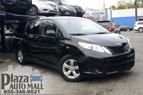 Certified Pre-Owned 2012 Toyota Sienna Base