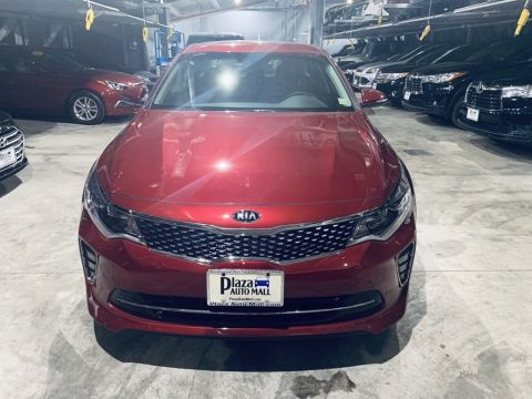 New 2018 Kia Optima S