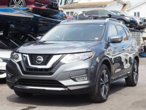 Certified Pre-Owned 2018 Nissan Rogue SL