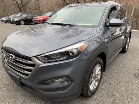 Certified Pre-Owned 2017 Hyundai Tucson SE