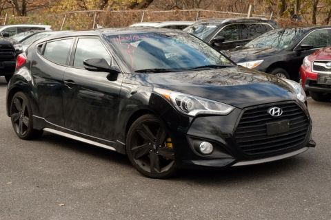 Certified Pre-Owned 2015 Hyundai Veloster Turbo